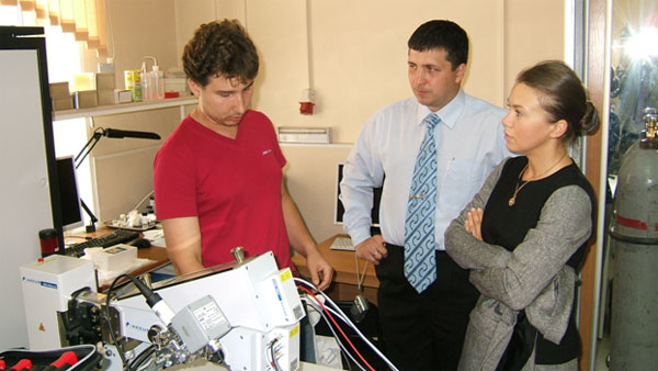 Представители совета молодых ученых РАН посетили ДВО РАН